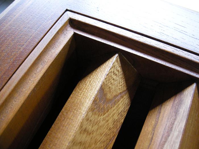 賽銭箱 欅